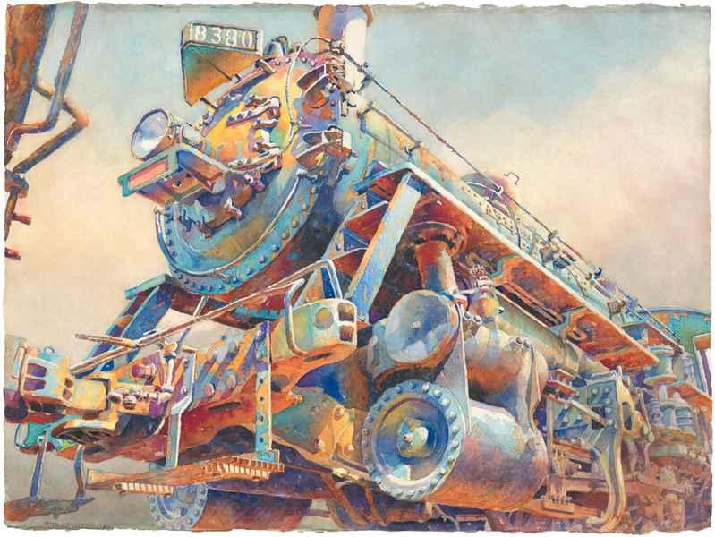 Engine 8380 Nose
