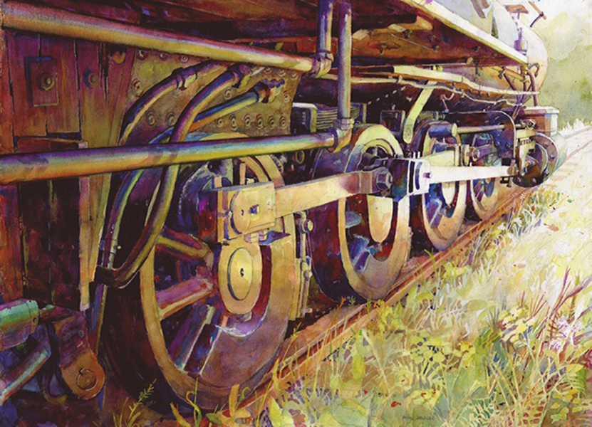 Engine No.2 Quincy Mine
