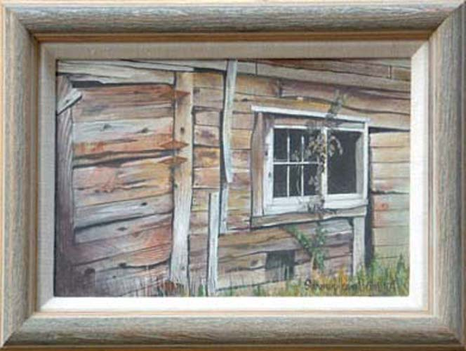 """Window Vine""  $1,100"